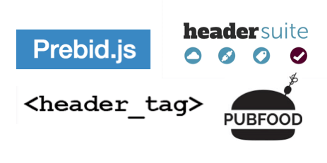 Header Bidding Wrapper Logos