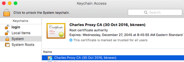 Charles Proxy on Cellular Networks - Ad Ops Insider